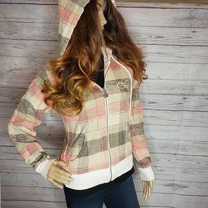 O'Neill size medium reversible hoodie